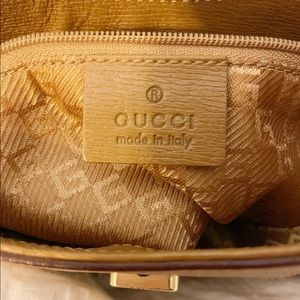 Gucci Bags - Brown vintage Gucci purse